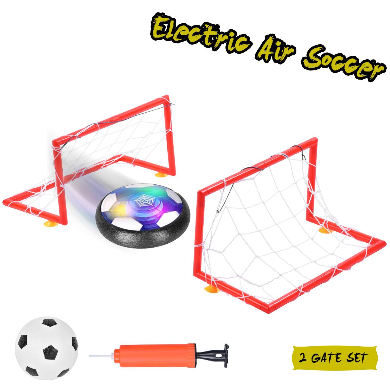 Ulikey Air Power Soccer, Juego de Balón de Fútbol para Niños ...