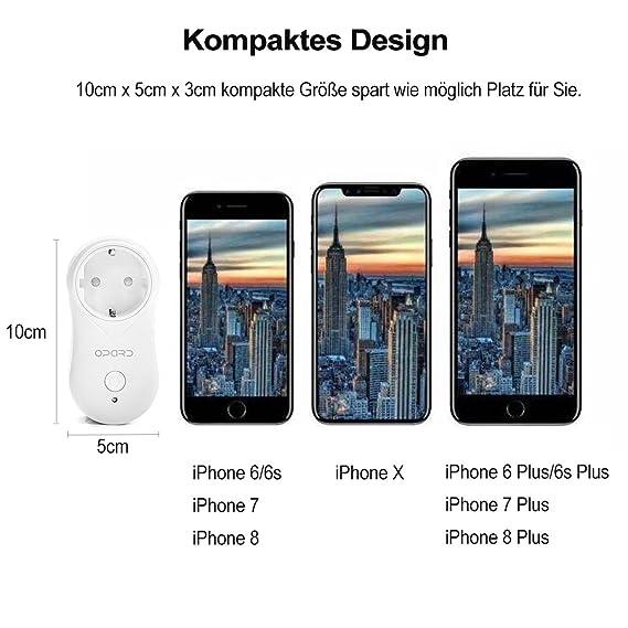 iphone 8 Plus überwachen