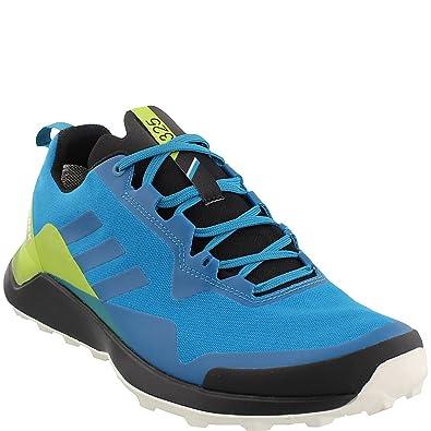 Sport Performance Men's Terrex CMTK Sneakers Blue Textile Rubber 6.5 M