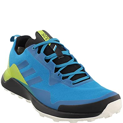 adidas outdoor Men s Terrex CMTK GTX Mystery Petrol Mystery Petrol Semi  Solar Yellow 9 D US  Amazon.co.uk  Shoes   Bags 754225d64