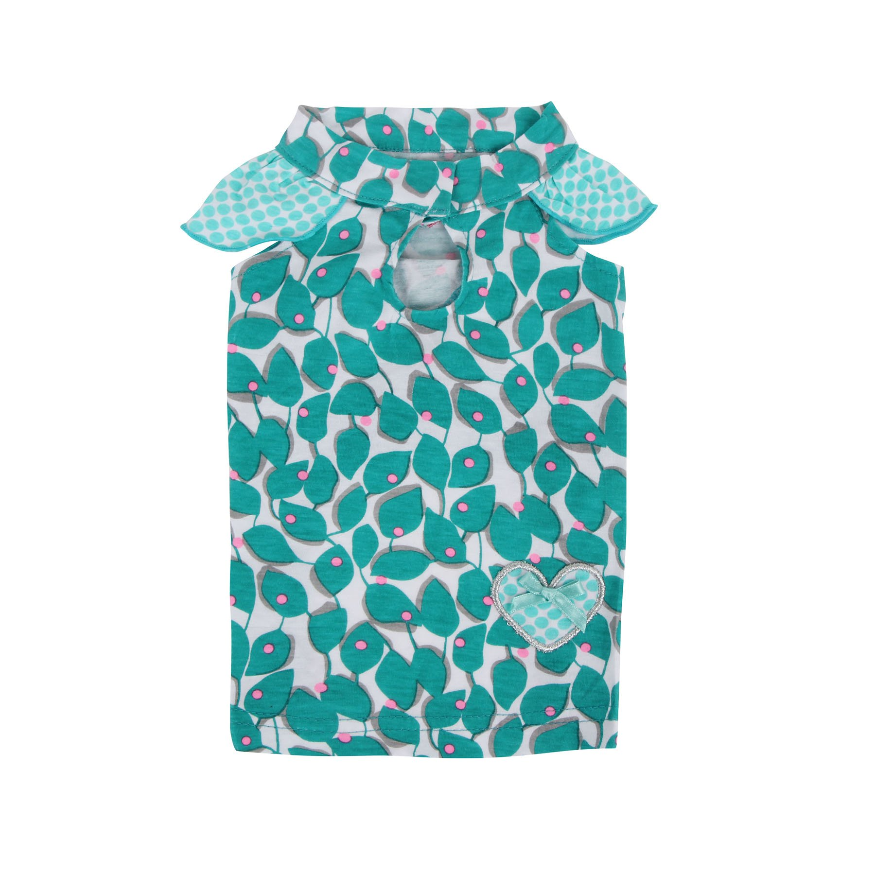Pinkaholic New York Peeps 1-Piece Dress, Large, Mint