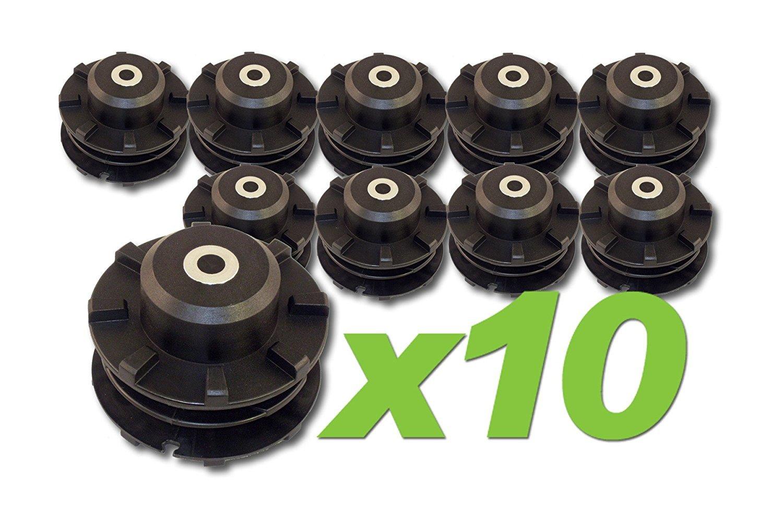 OEM RedMax Trimmer Spool 10 Pack Cord Holder T3189-15142 PT104 PLUS