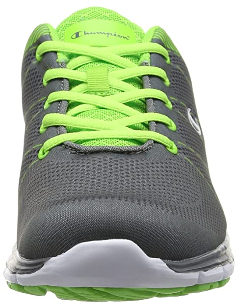 ChampionLow Cut Shoe Pax - Scarpe Running Uomo, Grigio (Grau (Grey Melange/Green Flash 172)), 40