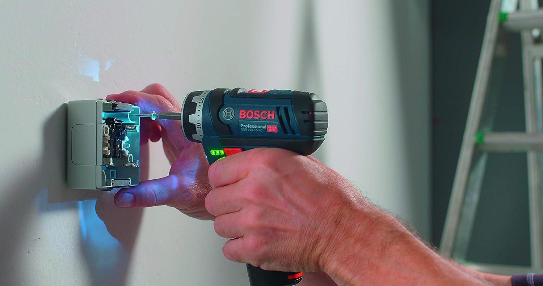 Bosch Professional 06019F6001/GSR 12V-15 FC Perceuse visseuse Li-Ion