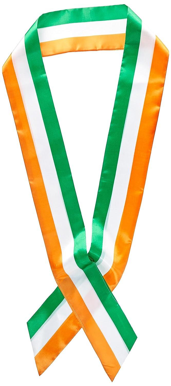 33-Inch by 4-Inch Beistle 60535 Irish Satin Sash