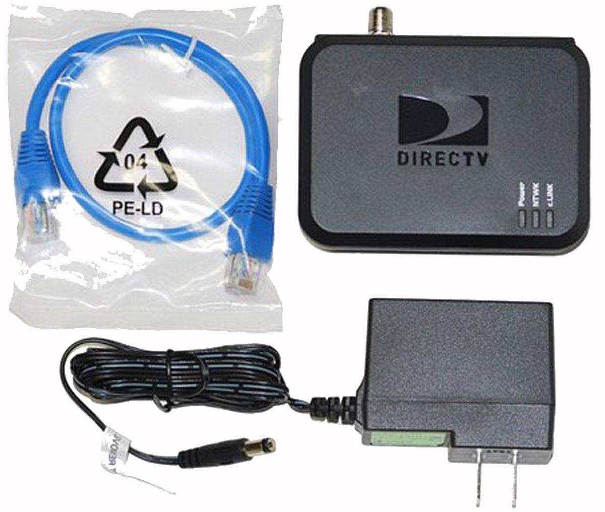 DIRECTV Broadband DECA Ethernet to Coax Adapter (DECABB1MR0) Generation I by DIRECTV