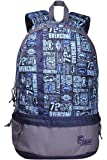 F Gear Burner P10 19 Ltrs Blue Casual Backpack (2186)