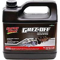 Spray Nine 22701 Grez-Off Heavy Duty Degreaser, 1 Gallon (Packaging may Vary)