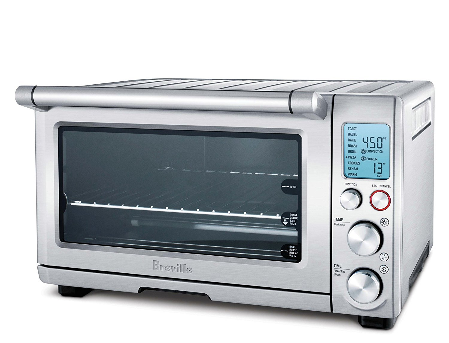 Breville the Smart Oven 1800-Watt Convection Toaster Oven - BOV800XL by Breville (Image #2)