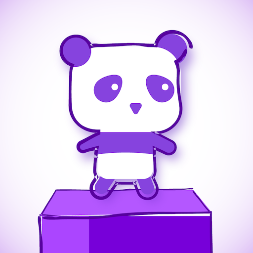Love Platform - Stick Panda Plank: reach the platforms - popular super simple fun games for free (2018) no wifi