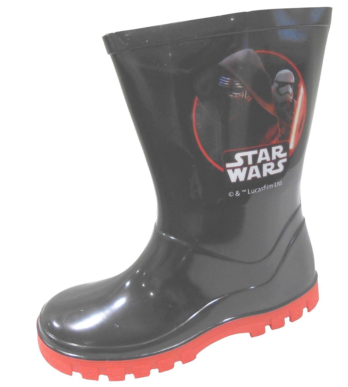 Kylo Stivali Gomma Wellington Lamb Ragazzi Ren Star Wars di Boots W q8gFw4tn