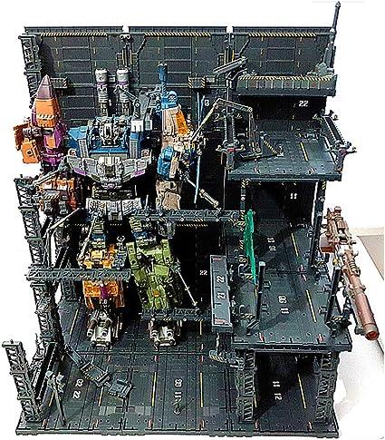 Mechanical Chain Action Display Base Machine Nest for MG HG Gundam Model DIY