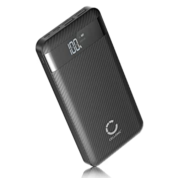 CELLONIC® USB Power Bank 10000mAh Cargador portátil USB + Cable ...
