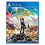 The Outerworlds - Latam Ps4 - Playstation 4 - Standard Edition