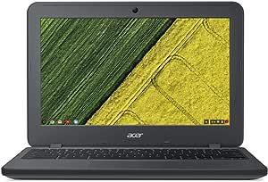 """Chromebook Acer N7 C731-C9DA Intel Celeron 4GB RAM 32 eMMC Tela de 11.6"""" HD Chrome OS"""