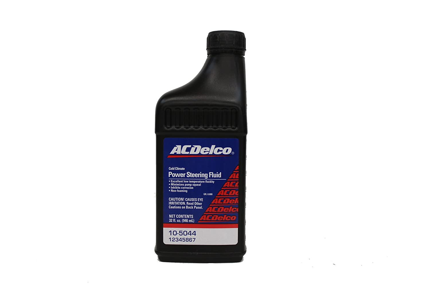 Genuine GM Fluid 12345867 Cold Climate Power Steering Fluid - 32 oz. General Motors