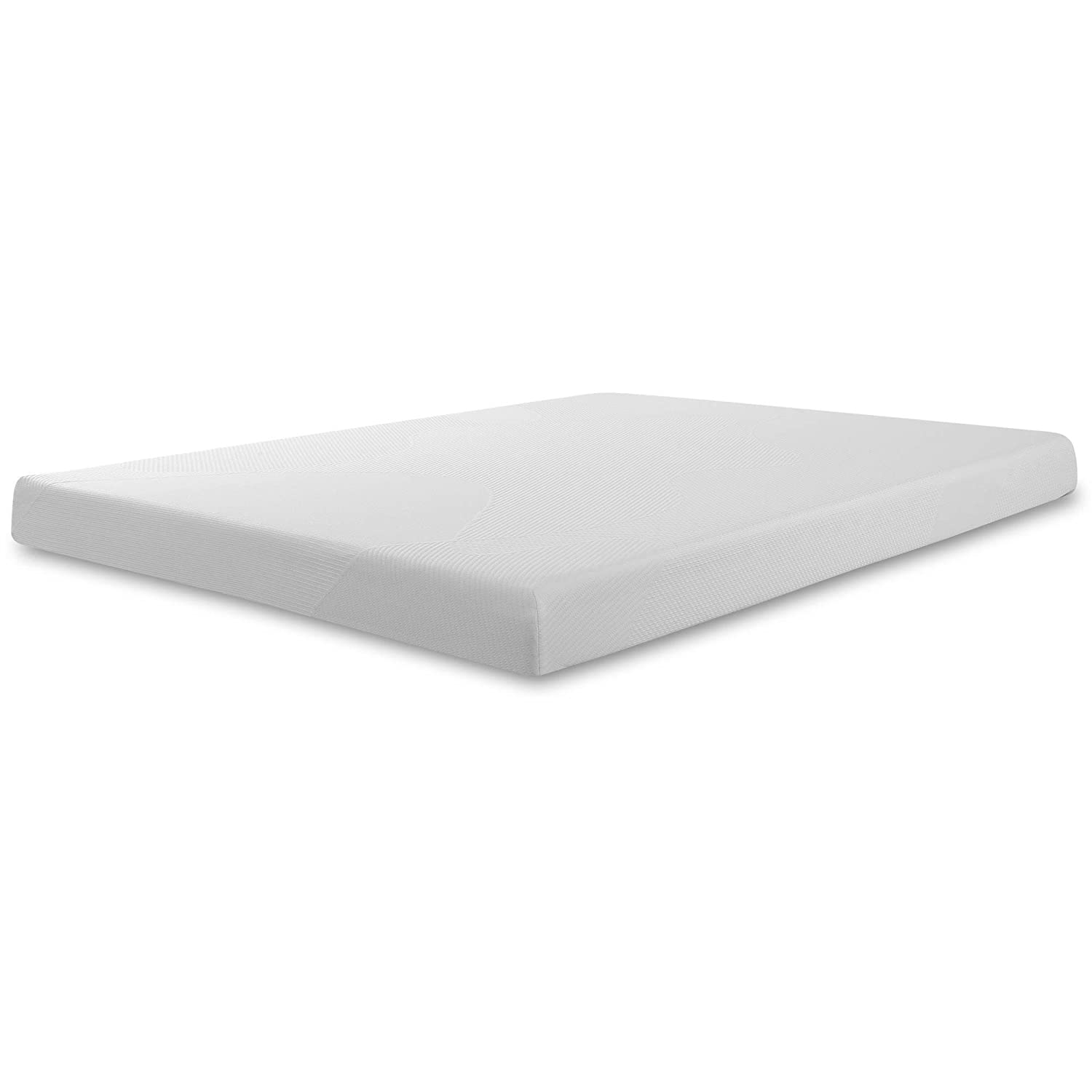 amazoncom spa sensations 6u0027u0027 memory foam mattress king kitchen u0026 dining