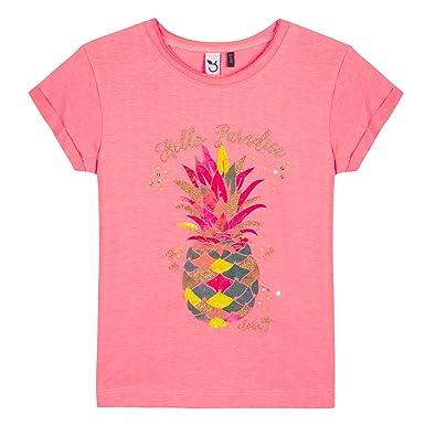 4520b0f59fa5a 3 Pommes T-Shirt Fille  Amazon.fr  Vêtements et accessoires