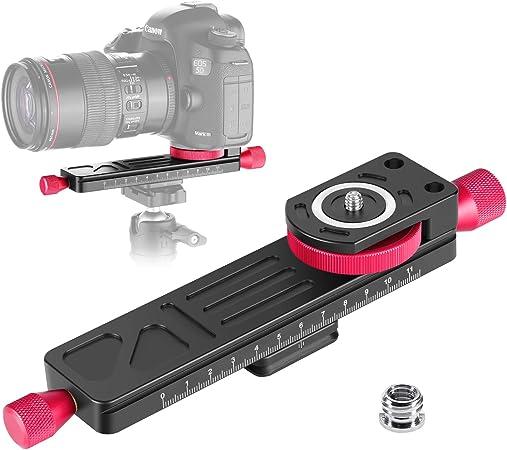 Neewer Metall Wurmantrieb Makro Fokussierung Kamera