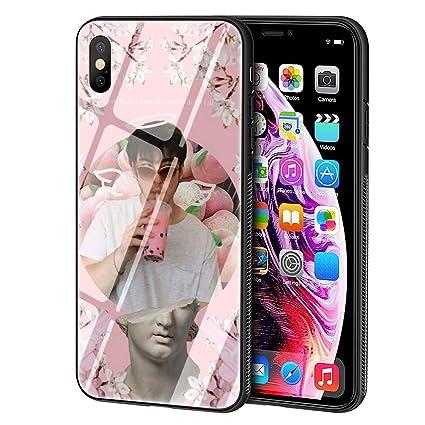 Amazon.com: LBIAO LB-18 Joji Miller - Carcasa para iPhone XR ...