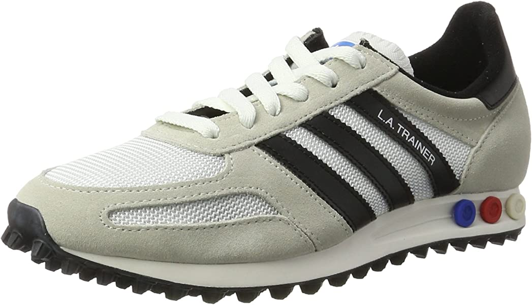 the best attitude 8c5ec 39500 Adidas La Trainer OG, Zapatillas para Hombre, Beige (Vintage White Core  Black