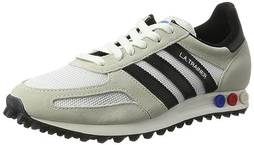 hot sale online cc31d f2160 adidas la Trainer Og Scarpe da Ginnastica Basse Uomo, Beige (Vintage  White-st