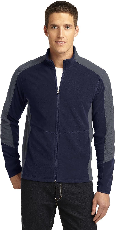 Port Authority Colorblock Microfleece Jacket F230