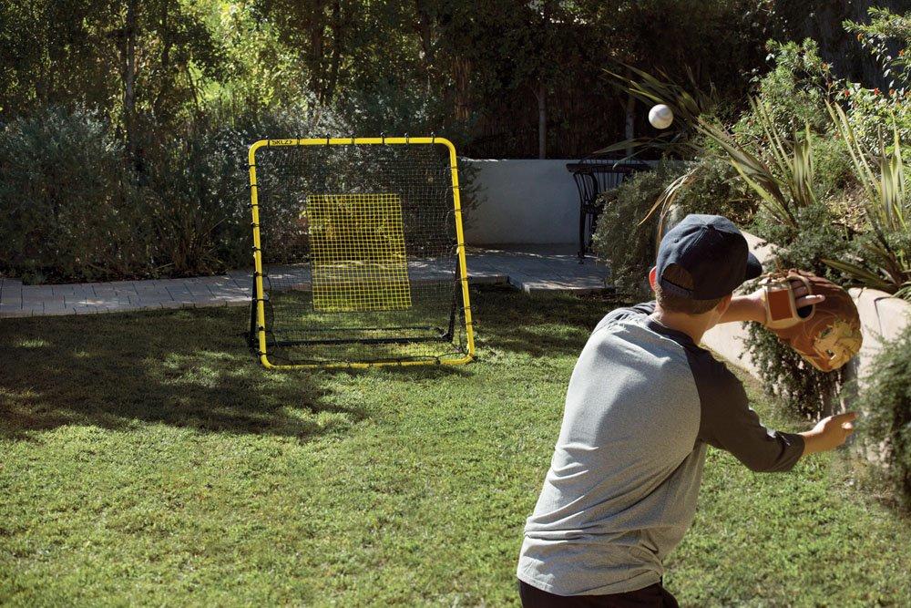 Sklz Fielding Trainer Baseball Rebounder Pitchback