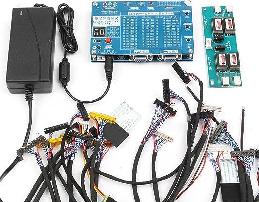 KUNSE 7-84inch LVDS Pantalla LCD LED Panel Tester de Pantalla para ...