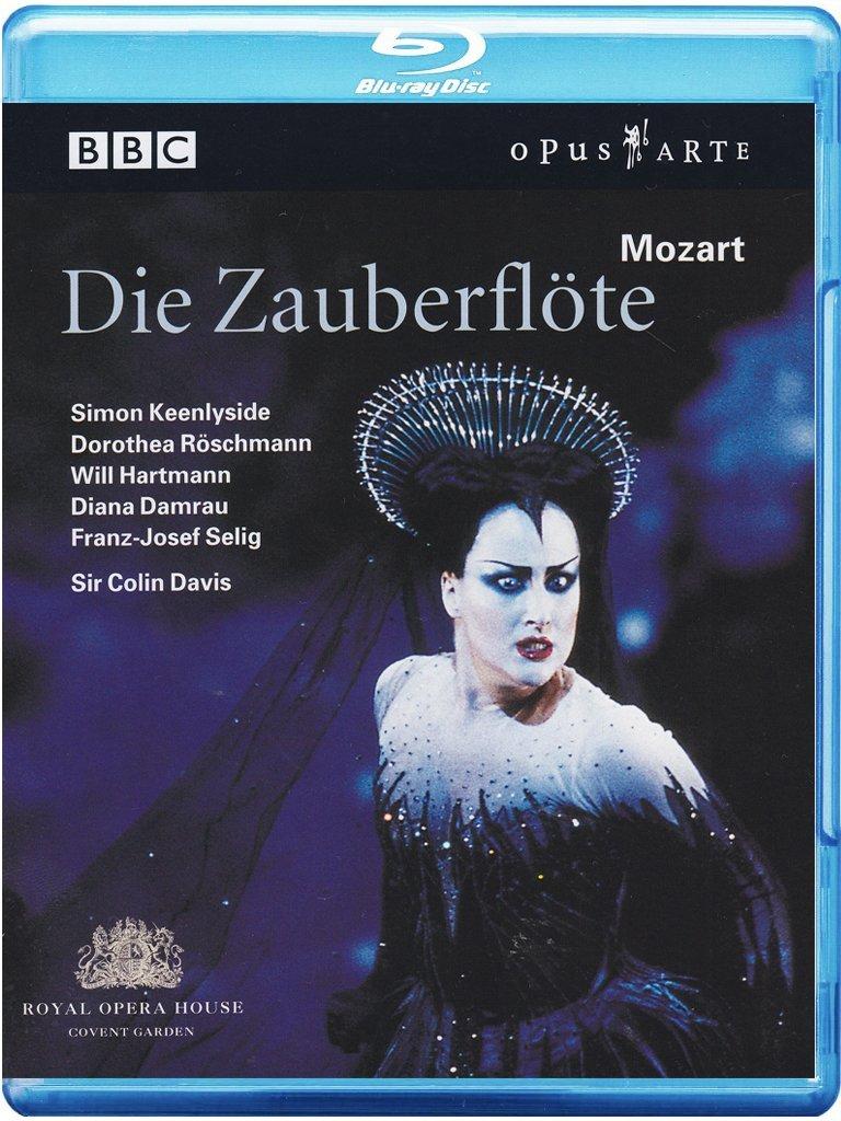 Diana Damrau - Die Zauberflote (Blu-ray)