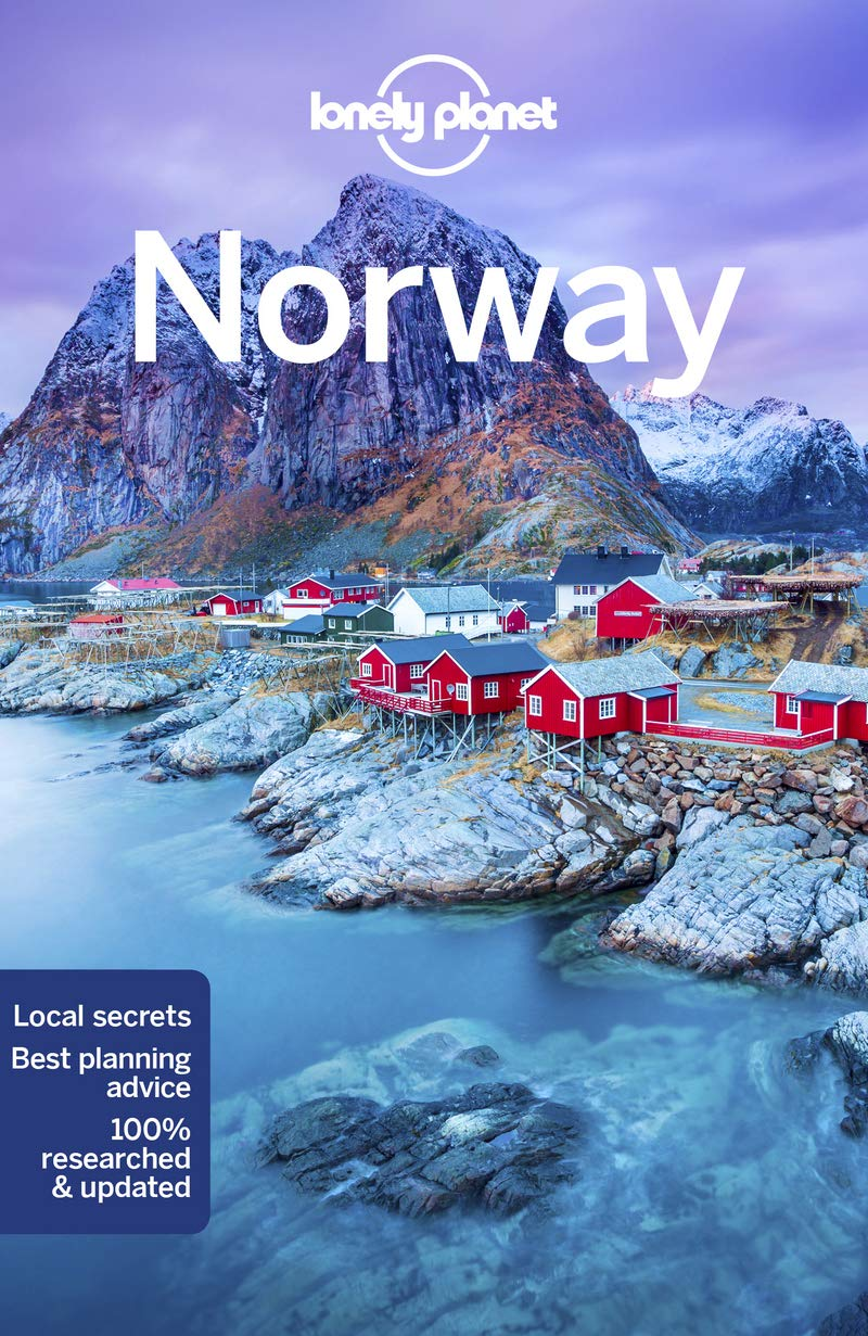 Lonely Planet Norway (Travel Guide): Lonely Planet, Anthony Ham