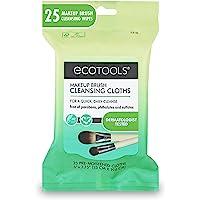EcoTools Reinigingsdoekjes voor make-upkwasten.