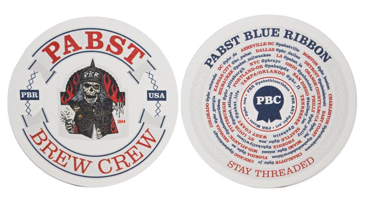 pabst blue ribbon PBR 4
