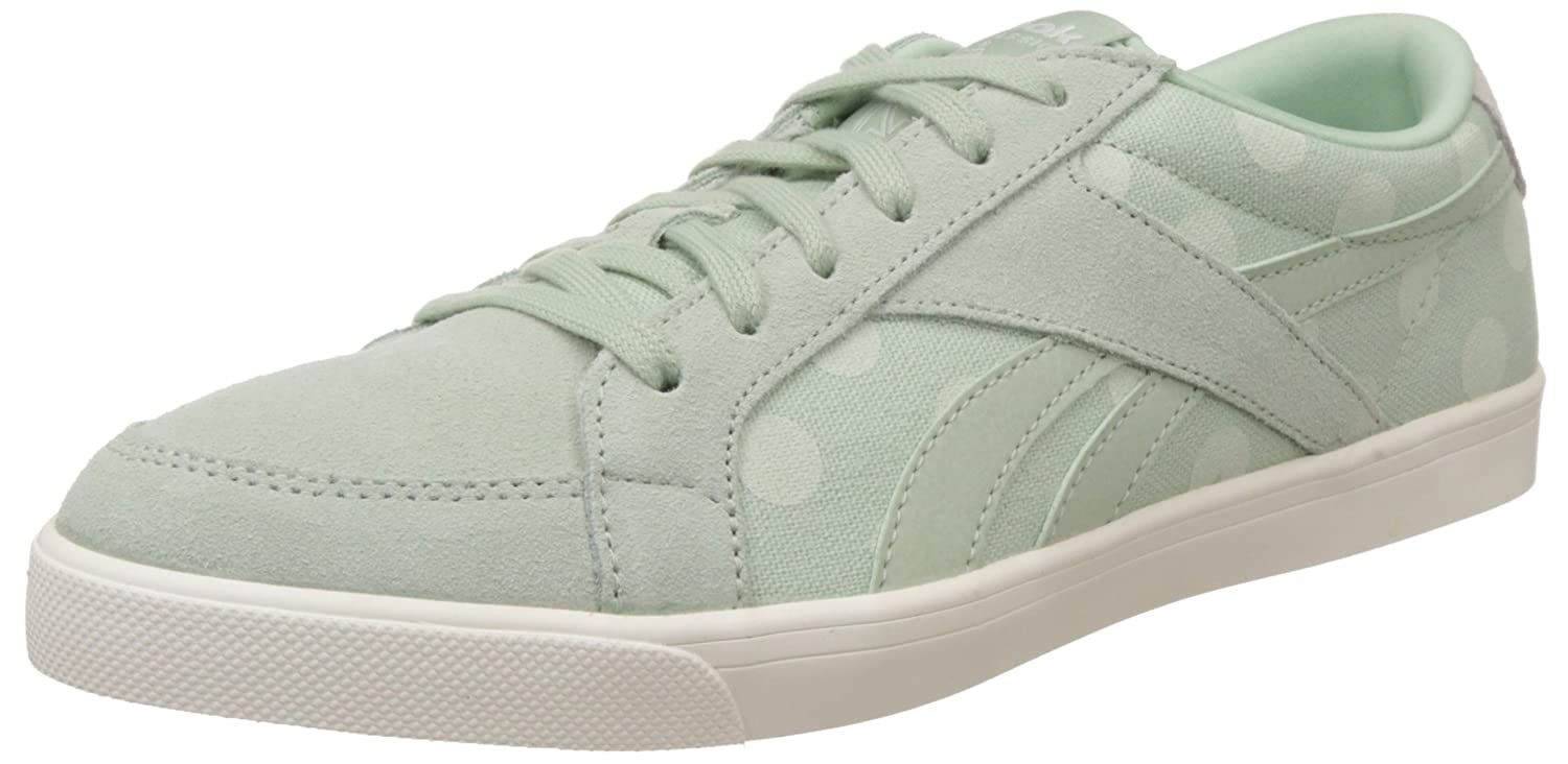 7221761ab91 Reebok Classics Women s Reefunk Ii Lo Core SAGE Opal Chalk White Leather  Sneakers - 6.5 UK  Buy Online at Low Prices in India - Amazon.in