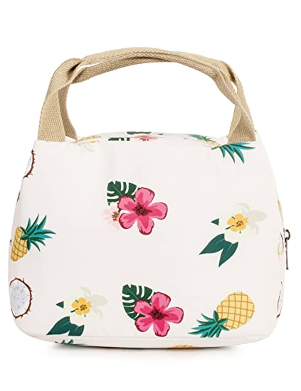 93f6f262bfe3 Leaper Cute Insulated Lunch Box Lunch Bags for Women Lunch Tote Bag Lunch  Holder