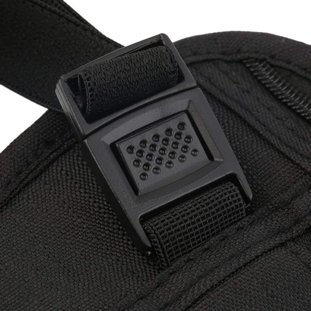 DGdolph Travel Pouch Cash Zippered Waist Compact Security Money Waist Belt Bag Khaki