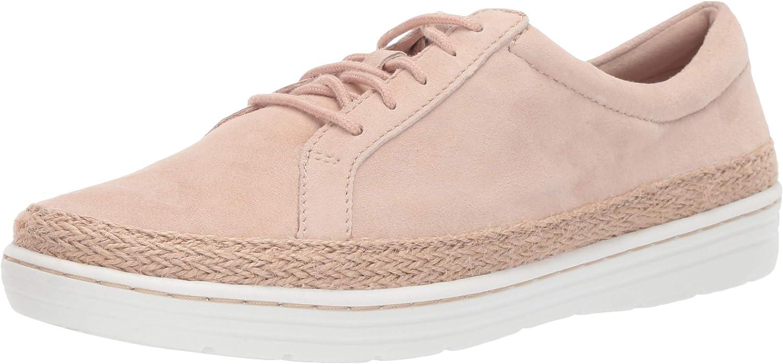 Categoría cavidad Honestidad  Amazon.com | Clarks Women's Marie Mist Sneaker | Fashion Sneakers
