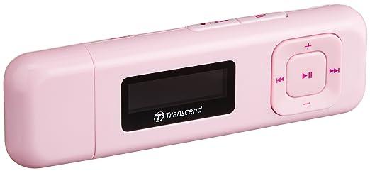 316 opinioni per Transcend TS8GMP330P Lettore MP3, 8 GB, Clip Sport, Rosa