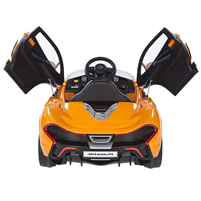 Amazon.com: Funciona con pilas McLaren P1 Roadster de los ...