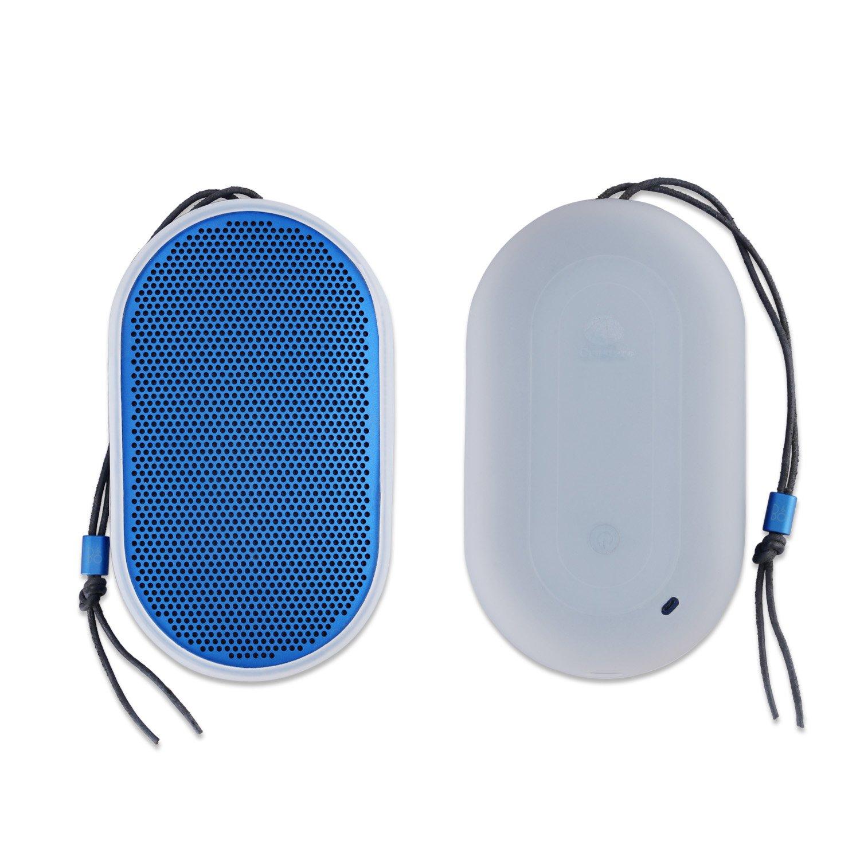 Deylaying Port/átil Silicona Funda Estuche Cubrir Manga Bolsa Bolso C/áscara Piel para Bose SoundLink Revolve Altavoz Bluetooth