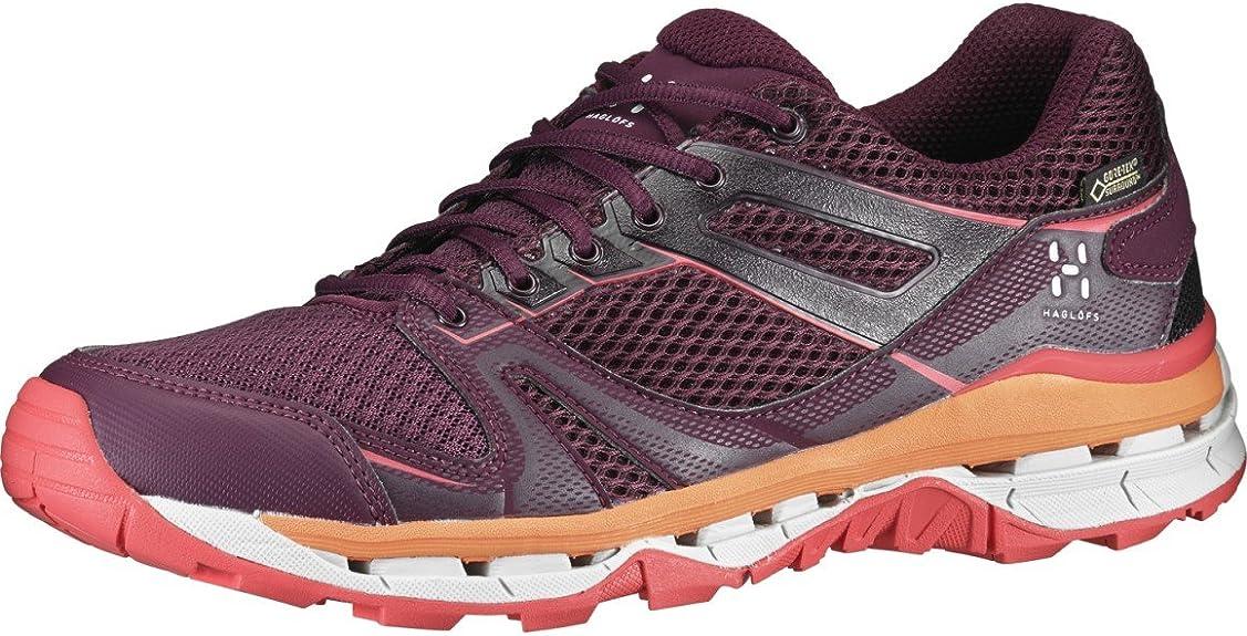 Haglofs Observe Surround Womens Purple Waterproof Walking Hiking Shoes