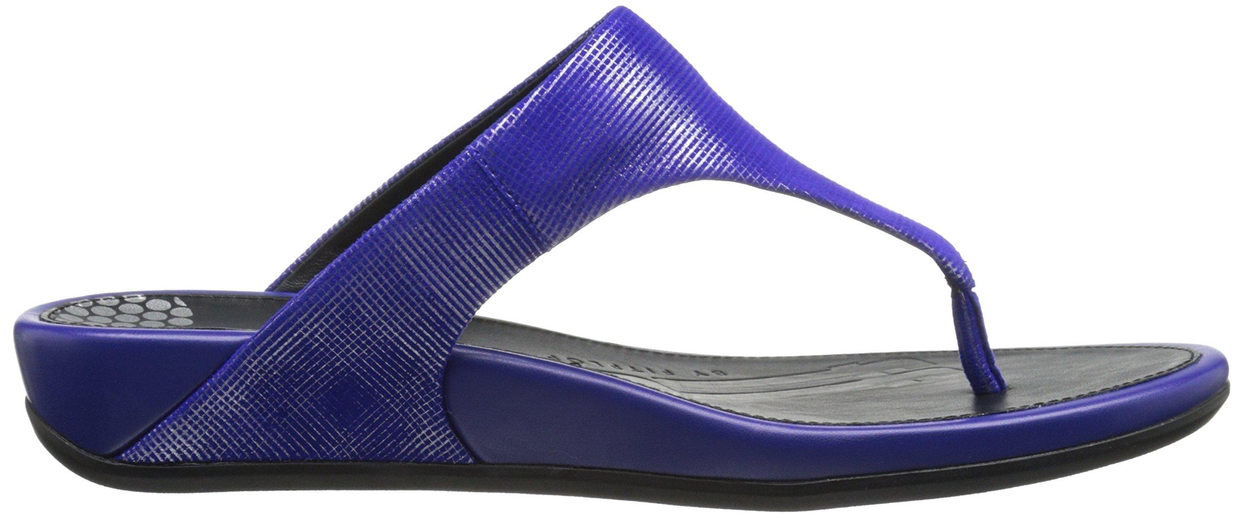 FitFlop Women's Banda Opul Flip Flop, Mazarin Blue, 7 M US by FitFlop (Image #7)