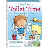 First Steps: Toilet Time A Training Kit for Boys