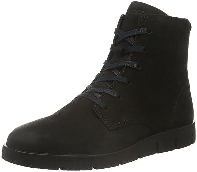Ecco Bella, Chaussures Richelieu à Lacets Femme, Noir (BLACK2001), 39 EU