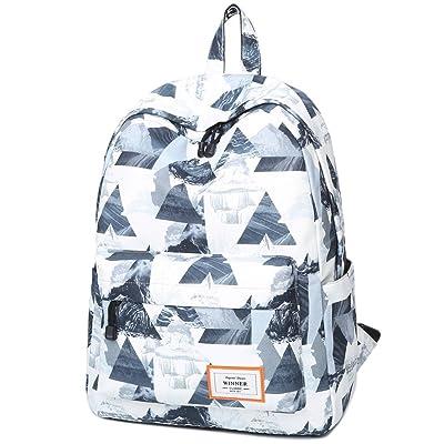 c129dc8efd 80%OFF Water Resistant School Backpack for Teens
