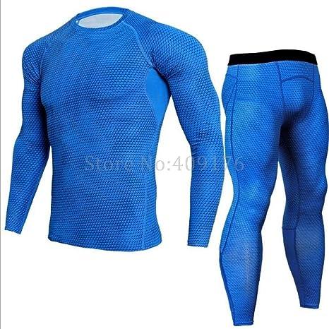 GOUNURE Camisa de compresión Body Shaper para Hombre Pantalones adelgazantes para Bajar de Peso: Amazon.es: Deportes y aire libre