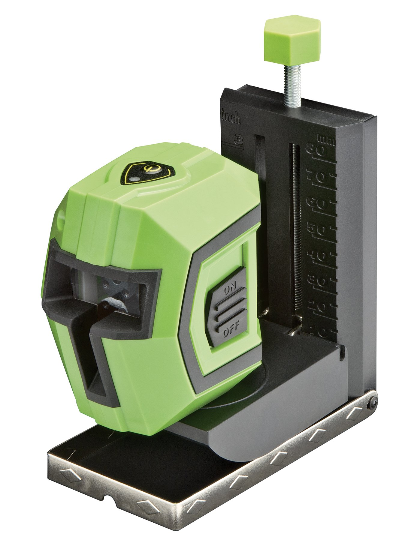PowerSmith PLCL10BC Self-Leveling Cross-Line Laser Level