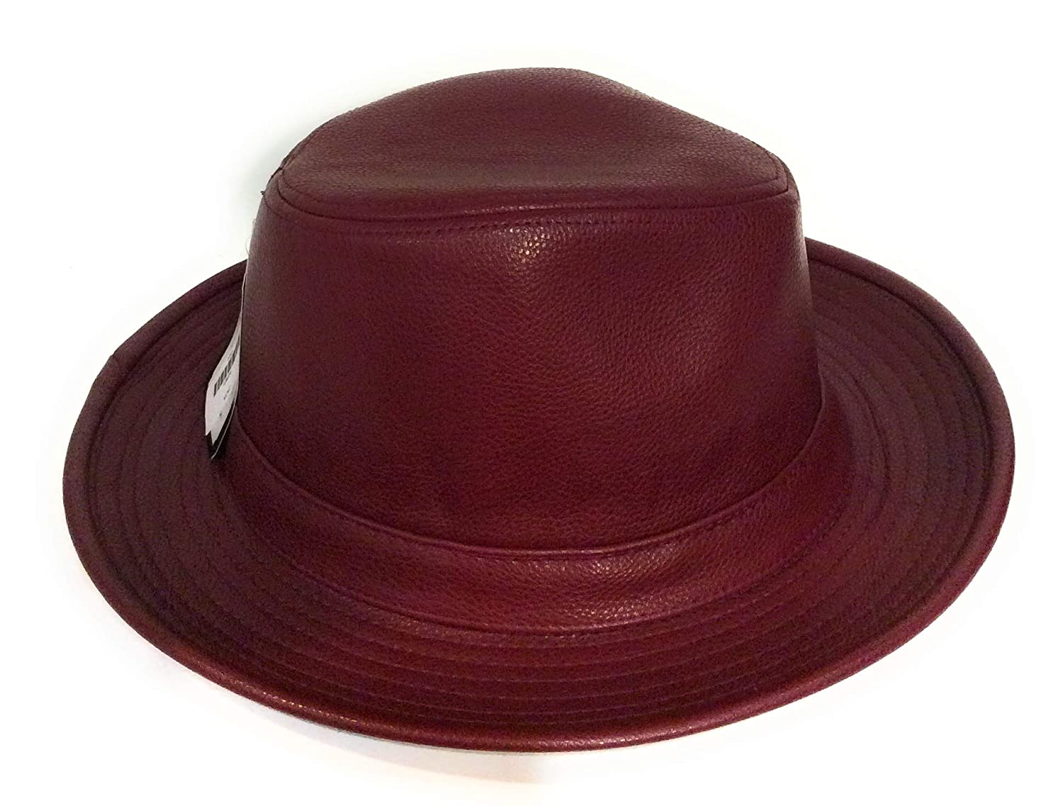 Bruno Capelo Hats for Men Burgundy