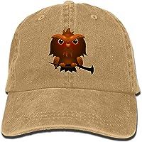 b2579d98f1cc2 ArtsLifes Fox Jumping Plain Adjustable Cowboy Cap Denim Hat for Women and  Men