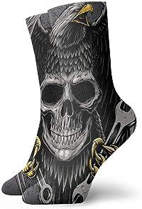 chaussettes tête de mort homme 1